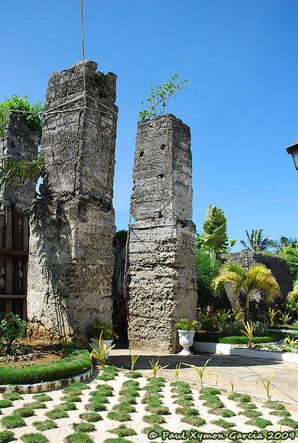Kota Park, Bantayan Island, Cebu