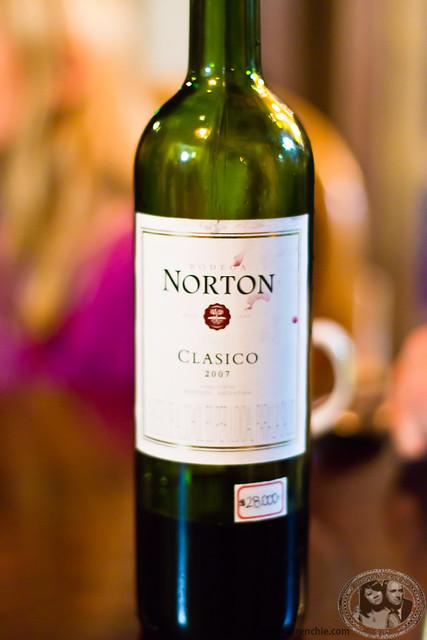 Norton Argentinian Cabernet