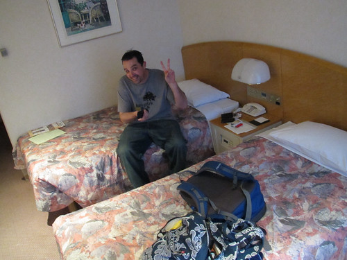 Jeff at Hotel