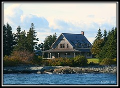 Island Getaway (bill.lepere) Tags: cabin maine newengland retreat barharbor rockycoast novaphoto blepere