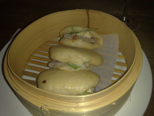 steamed pork buns 'inspired by Momofuku'