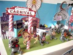 robot carnival 1 (Sleepy Robot 13) Tags: carnival tickets fair games amusementpark cottoncandy rides rollercoaster papercraft tunneloflove polymerclayurbanvinylsleepyrobot13etsysilvercraftcraftscraftingsculptingsculpturefigurinearthandmadecraftshowcutekawaiirobots