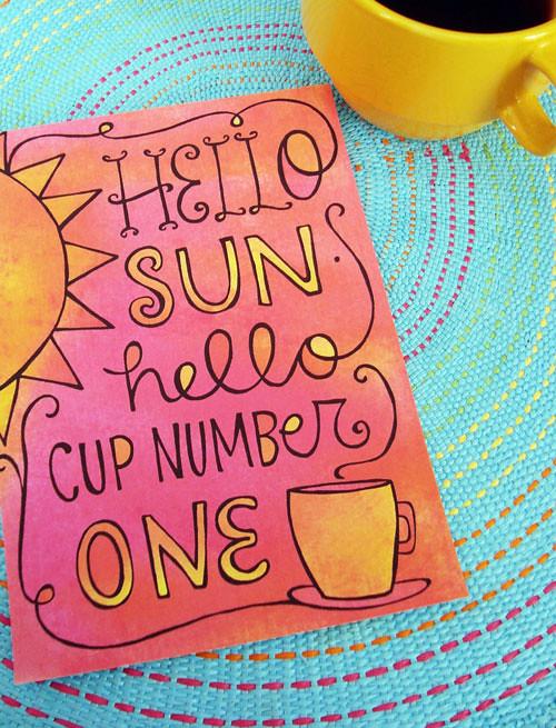 hello-sun