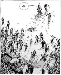 The Walking Dead - Comic Artwork 10