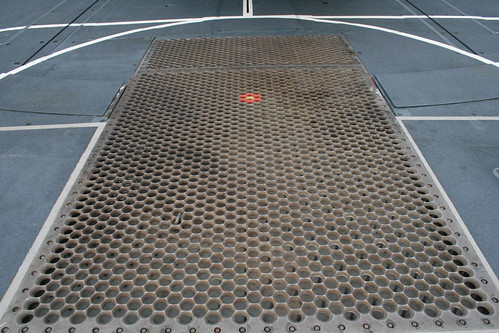 Landing grid