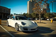 Porsche GT3 RS (texan photography) Tags: white texas houston fast porsche rs houstontexas gt3 worldcars porschegt3rs