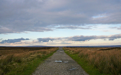 Road across the moor 2
