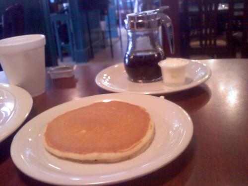 Original Pancake House.