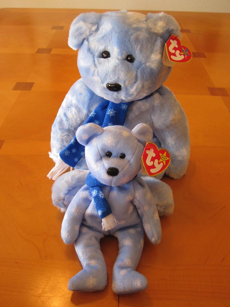 Ty 1999 Holiday Teddy Beanie Baby and Buddy (jessicagreen0202) Tags   christmas xmas baby bad5bf618ebc