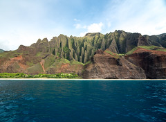 Kauai (Ben Haller) Tags: hawaii coast nikon landscape napali