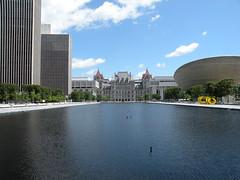 New York State Capitol (markcbrennan) Tags: empirestateplaza newyorkstatecapitol theegg albanynewyork