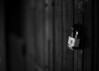 Edges of Olvera (.I Travel East.) Tags: california blackandwhite monochrome la losangeles lock padlock olvera losangelescalifornia olverastreet edgesofolvera