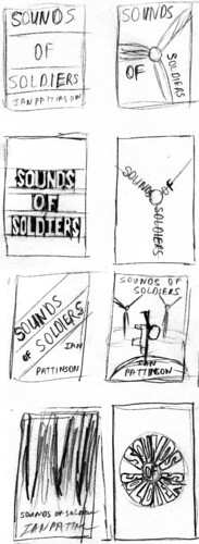 Sounds of Soldiers cover design thumbnails