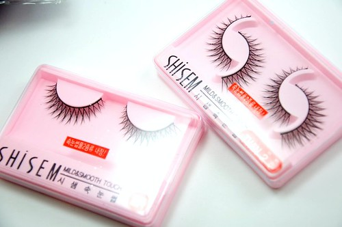 shisem false lashes