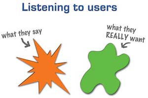 Creating Passionate Users - User Surveys