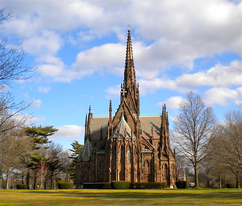 Garden City Ny Cathedral Of The Incarnation A Photo