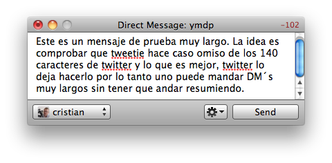 Tweetie