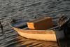 Boat and Gulls in Campeche