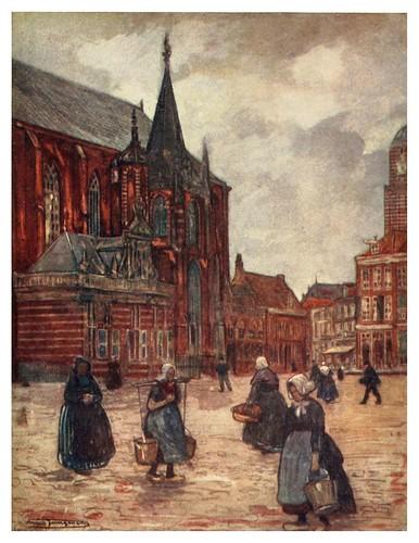 014-Plaza del mercado de Breda-Holland (1904)- Nico Jungman