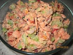 Leftover Salmon Salad 1 (clmiller2002) Tags: leftovers slamon httpwwwnewurbanbalancecom
