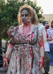 Zombie Walk 8 (Bright Visions Photography) Tags: wedding night blood downtown zombie walk first annual oshkosh