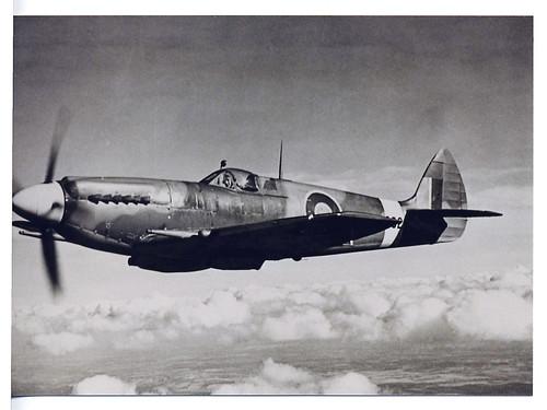 Spitfire Mk XII