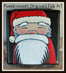 pumpkinseeds originals folk art DP 12 2009