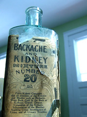 Backache and Kidney Mixture Number 20