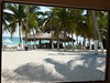 Inside looking out... the resort e…