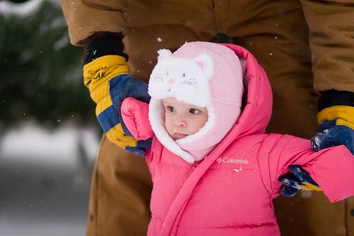 Snow babe