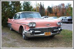 1958 Cadillac Fleetwood Sixty-Special (Paul Anca) Tags: canada car alaska cadillac 1958 guessed muskoka 2009 fleetwood sixtyspecial