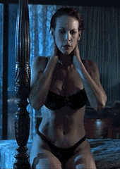 jamie lee curtis (gif!) (mike.schnedler) Tags: hot sexy true women jamie lies lingerie strip lee celebrities curtis