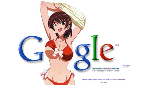 Google_Anime_Girl_Wallpaper_1920x1080 HDTV 1080p