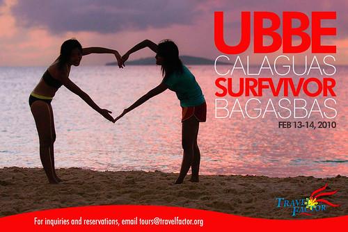 UBBE Calaguas Surfvivor