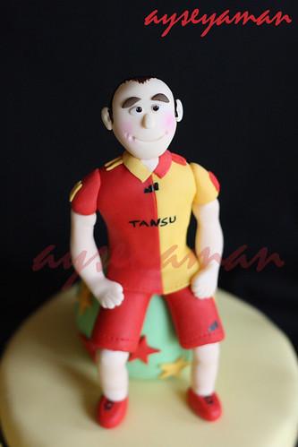 Futbolcu Figürü
