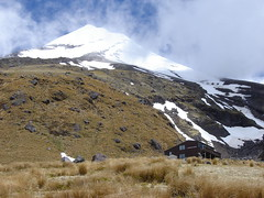 Mount Taranaki and Tahorangi Lodge