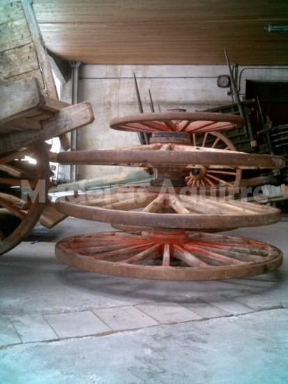Ruedas de Carros Antiguos
