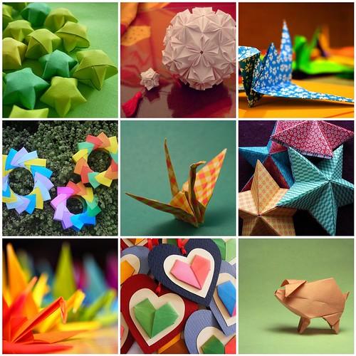 origami that I'm loving...