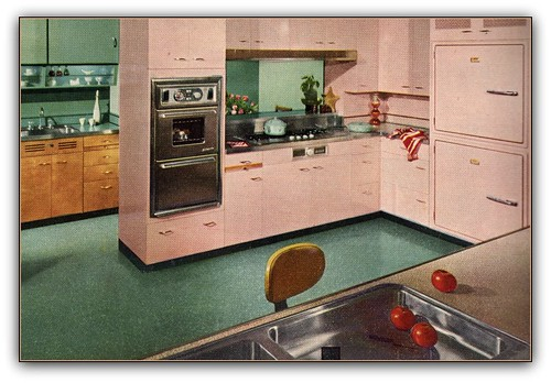 kitchen 1955