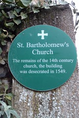 Photo of Green plaque number 3910