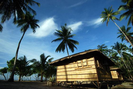 """""""THE COTTAGES AVAILABLE FOR OVERNIGHT STAY AT ISLA JARDIN DEL MAR. PHOTO FROM SARANGANI PIO."""""""