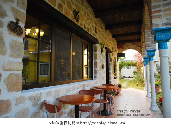 【魔法咖啡屋】Mofa Cafe~在南投國姓鄉來一杯魔法咖啡11
