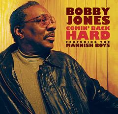 Bobby Jones CD