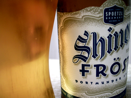 Shiner Frost