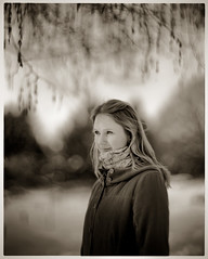 Therese I (Andreas Ulvo) Tags: portrait music speed dof graphic contemporary large 4x5 format aero composer xtol 5x4 ektar fomapan theresebirkelundulvo