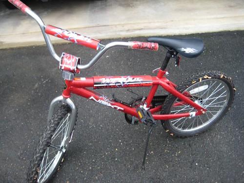 """20"""" Boys' Wipe Out BMX Bike"""