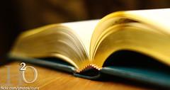 110/365 ,,, (H) Tags: gold book golden h2o edges    albukhari   sahih   masha3el