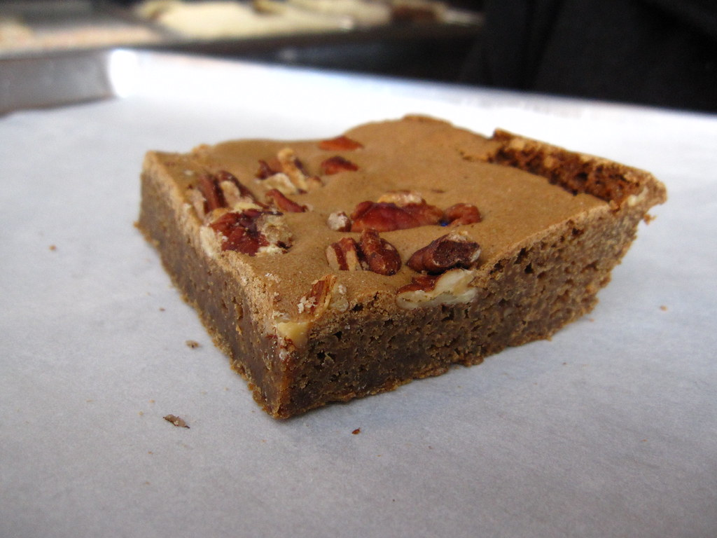 Pecan Butterscotch Bar