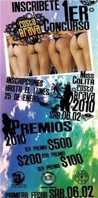 Miss Colita Costa Brava 2010