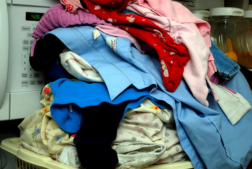 Clean Laundry Pile #1